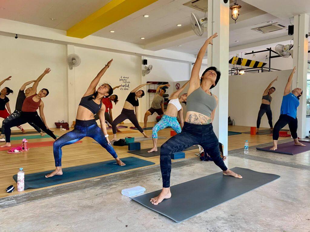 Flow yoga Hua Hin